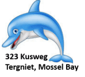 Tergniet Accommodation 323 Kusweg Mossel Bay Logo